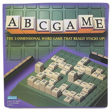 3D ABC GAME Scrabble for Kids