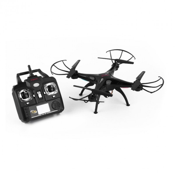 2.4 RC DRONE QUADCOPTER - BLACK