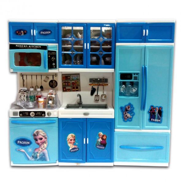 Frozen Kitchen Set Full