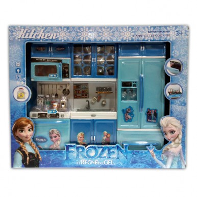 Frozen Kitchen Set (Full)