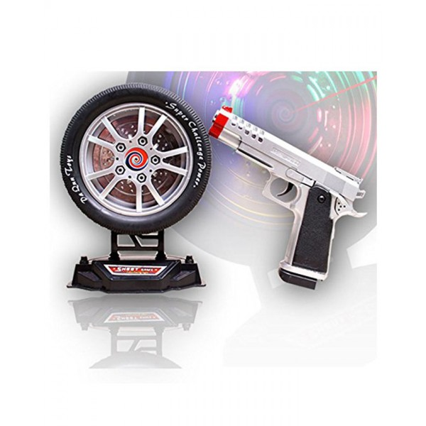 Plastic Sharp Shooter Laser Gun