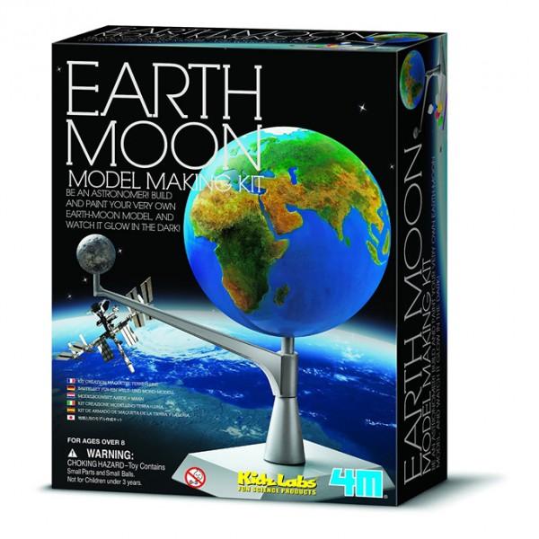 4M - Kidz Labs - Planets Model Making Kit
