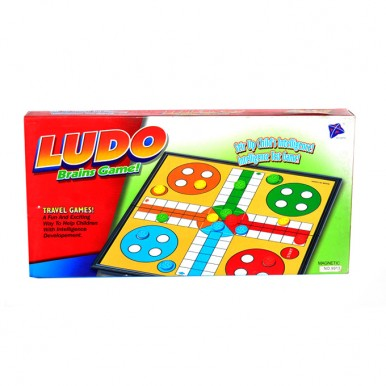Portable Magnetic Ludo Game (Small)