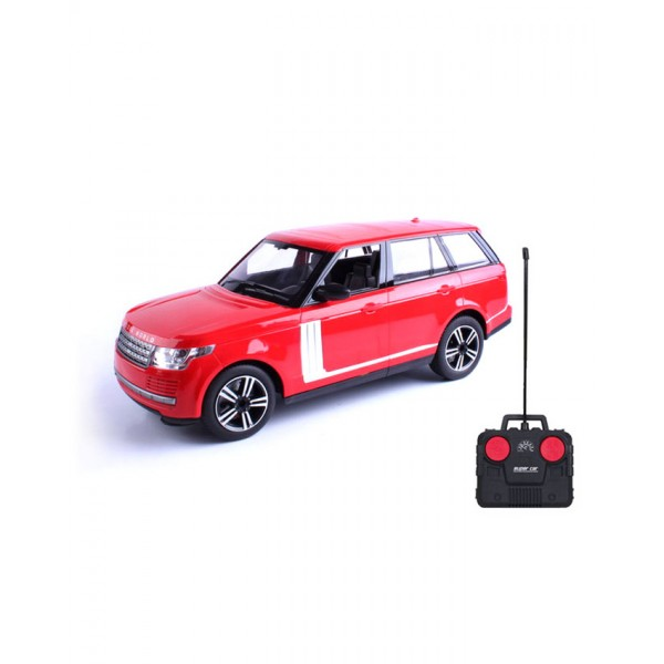 Remote Control Range Rover - 4 Channel - Red