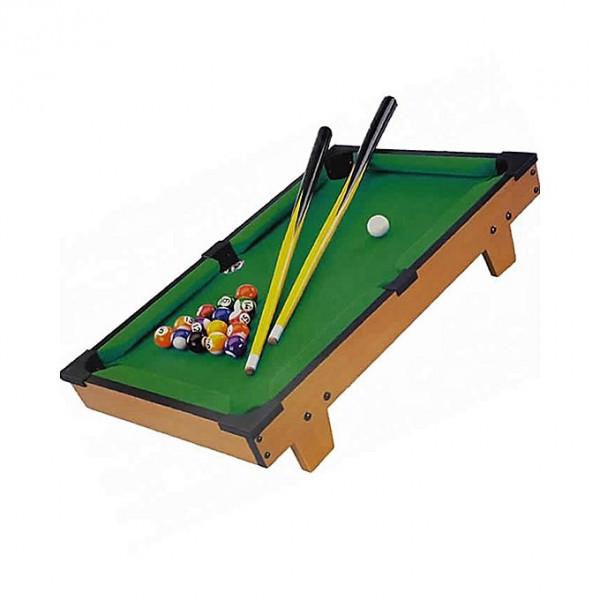 Billiard Snooker Pool Game Set (Wooden) - 1.6 Feet
