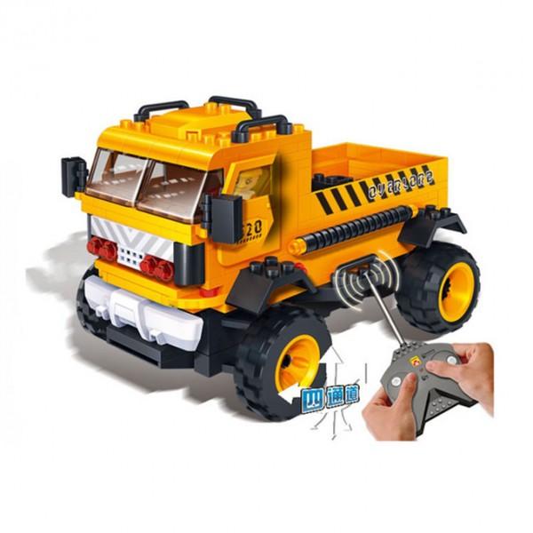 Banbao RC Truck Car Model - 8211 - Building Blocks