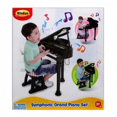 Winfun 2045 Symphonic Grand Piano Set