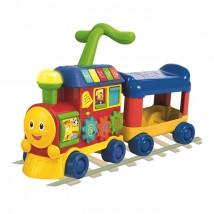 Winfun 803 Walker Ride On Learning Train