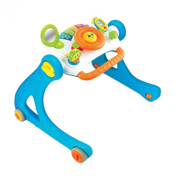 Winfun 846 - 5-In-1 Drive N Play Gym Walker