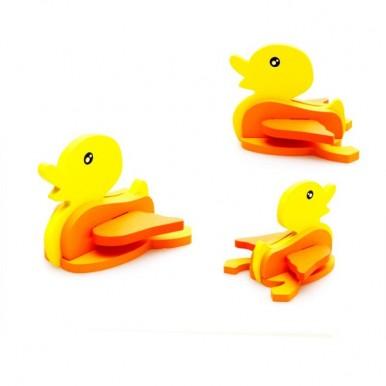 3D Animal Jigsaw Puzzle - Duck