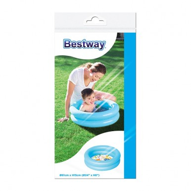 Bestway Paddling Round 2 Ring Kiddie Pool - 51061
