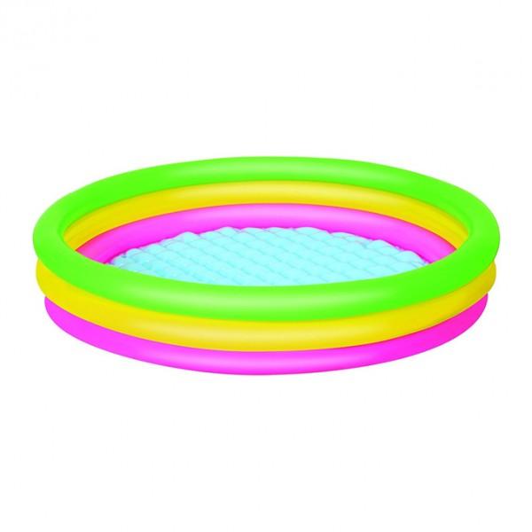 Bestway genuine Three-Ring inflatable Baby Swimming Pool