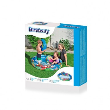 Bestway Play Pool Set with Swim Ring and Beach Ball