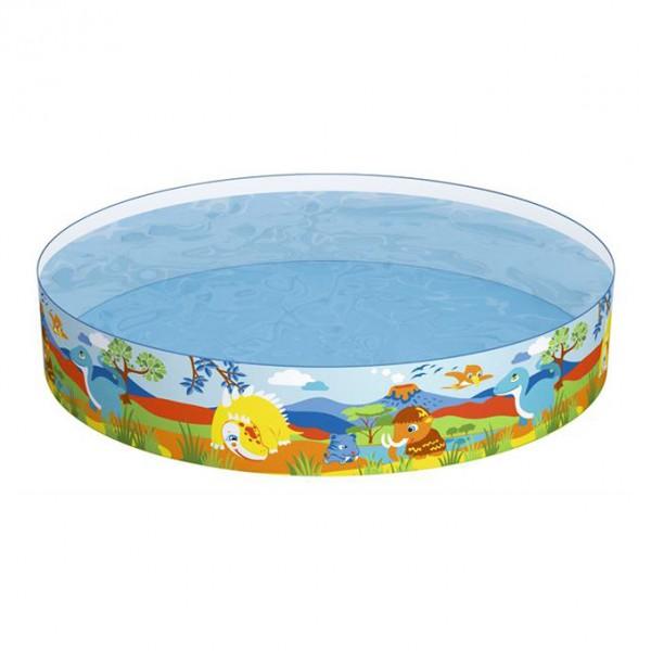 Bestway Dinosaurs Fill N Fun Pool - 6ft