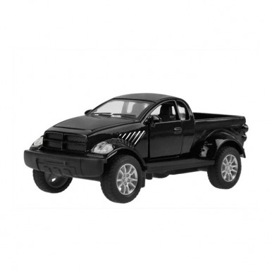 Black Color Pickup Truck for kids Pull Back Die