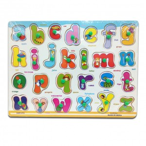 Learning Words - Small Alphabets for Kids Learning