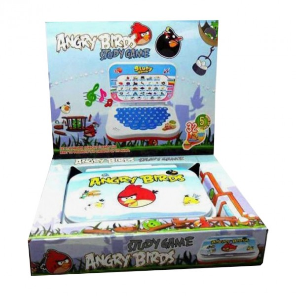 Angry Birds Educational Laptop for Kids