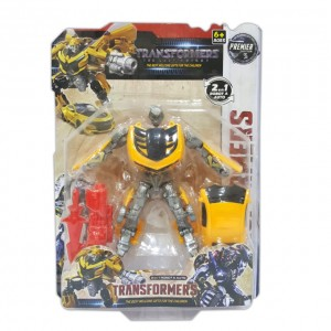 Mini Transformers - Bumblebee Action Figure Car