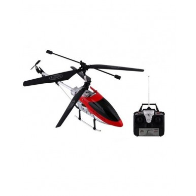 King Size Metal Flying Helicopter - 18 inch