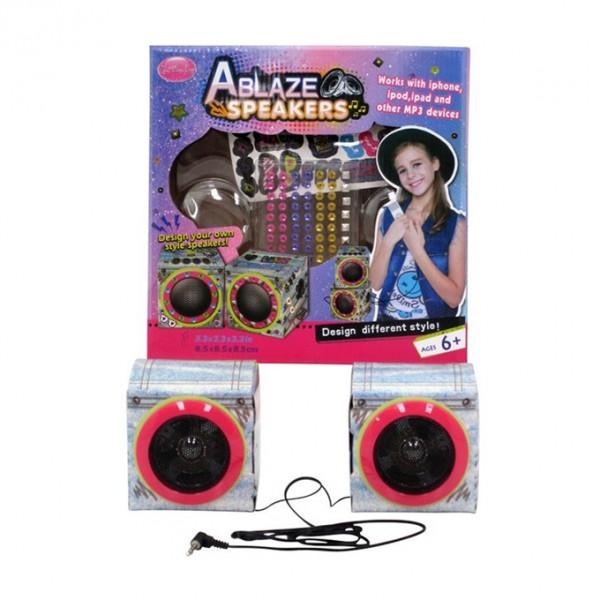 Ablaze Speakers - Design Your Way - 2 speaker set