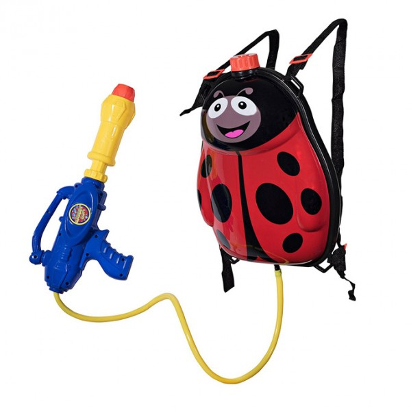 Water Gun with Water bag Fun Toy For Kids