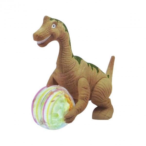 Dinosaur Ball with Light and Sound