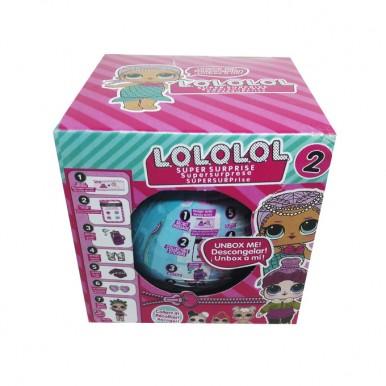 LOL Surprise Balls - 7 Layer Surprise Dolls Set for Girls