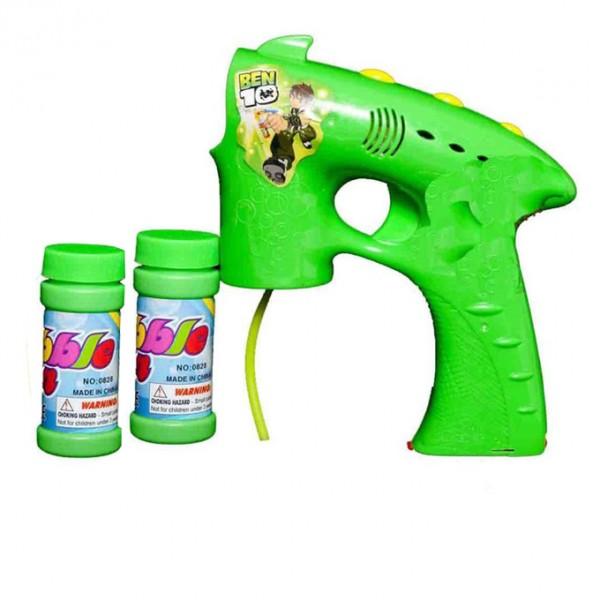 Ben 10 Fun Bubble Shooting Gun