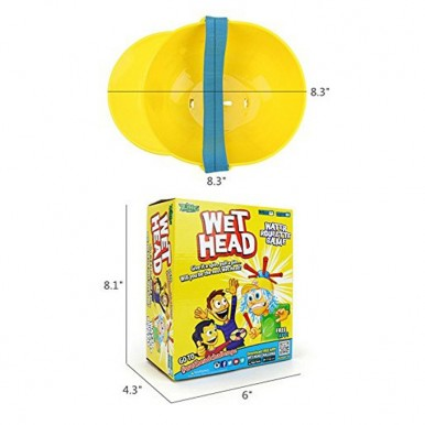 Wet Head - Fun Water Roulette Game for Kids