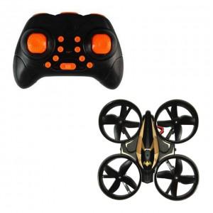 RC - Batman Mini Flying 6 Axis Gyro Drone - 2.4 GHz - 8cm
