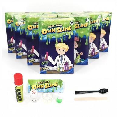 DIY - Make Your Own Slime Making Kit - 6 Steps