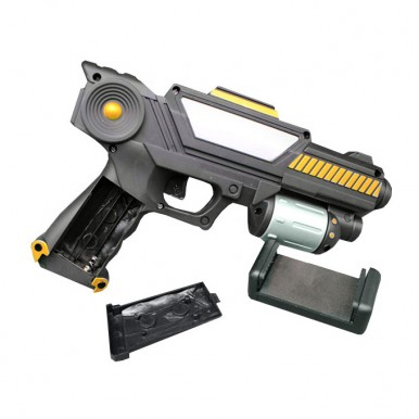 Ares1 Mobile App AR & VR Bluetooth Enabled Game Gun