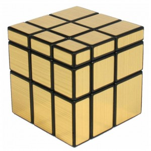 Rubiks Cube Golden Magic Genius Cube