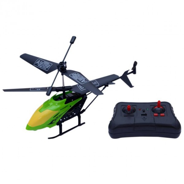 Remote Control - Stealth Helicopter - LH-1302 - Multicolor