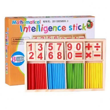 Mathematical Numbers and Counting Intelligence  for Kids learning