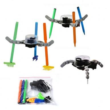 3 In 1 Doodling Robot Mechanics Kit