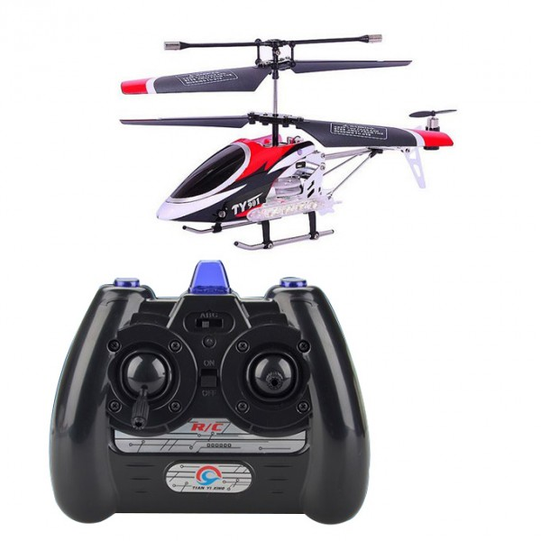 High V-Max RC Helicopter - 3 Channel Alloy Model