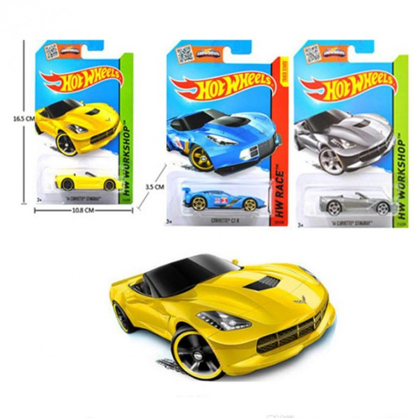 Hot Wheels Single Piece Pack - Assorted Design