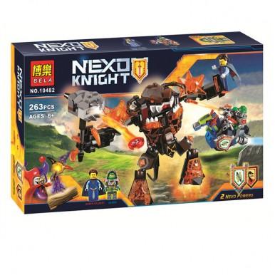 Nexo Knights: Infernox captures the Queen Building Blocks - Bela 10482