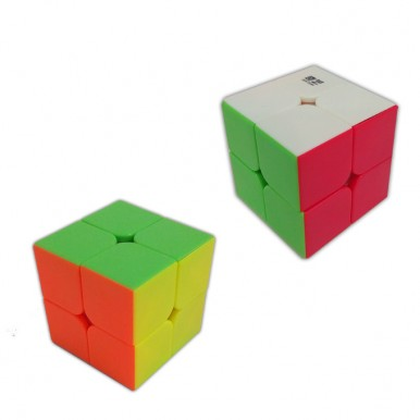 Smart Rubiks Cube (2x2)