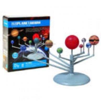 DIY - Glow Solar System Planetarium Science Exploration Set