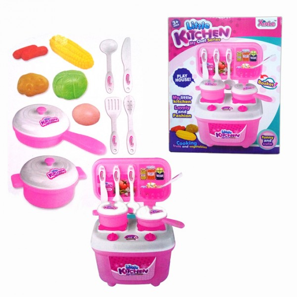 Little Kitchen - Battery Operated