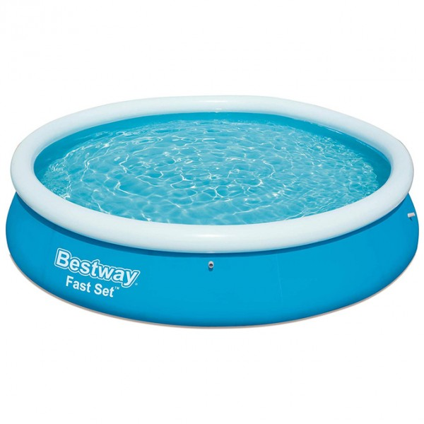 Bestway - Fast Set Inflatable Round Ground Swimming pool