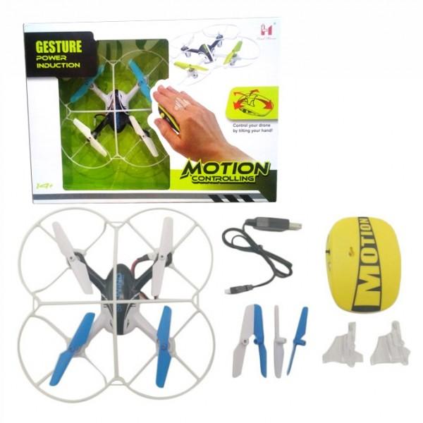 RC Motion Sensor Drone