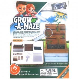 Grow a Maze