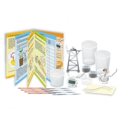Enviro Battery Educational Science Toy
