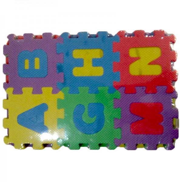 ABC PUZZLE FOAM FLOOR MAT FOR KIDS