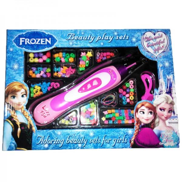 FROZEN - HAIR BRAIDER TOY FOR GIRLS