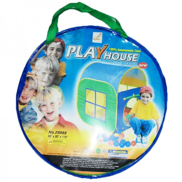 PLAY TENT HOUSE FOR KIDS