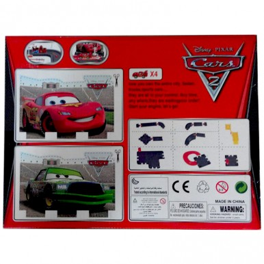 DISNEY CARS - TRACK SET